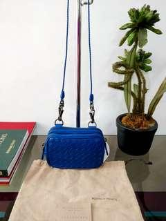 Bottega Veneta sling pouch Authentic