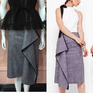 Day and night skirt