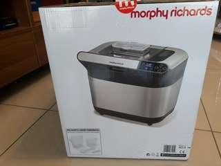 英國Morphy Richards 全自動智慧型製麵包機