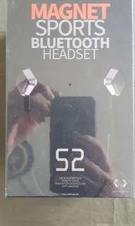 🚚 Bluetooth headset (Remax magnet sports)