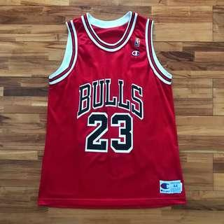 Michael Jordan Chicago Bulls Home Jersey OG