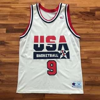 Michael Jordan Dream Team Home Jersey OG
