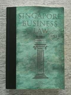 Singapore Business Law (4th Edition)