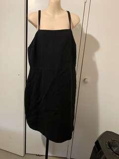 Size 16 black dress