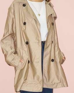 Uniqlo Trench Coat (light material)
