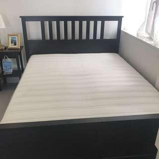 Queen Size Bed - Barley Used
