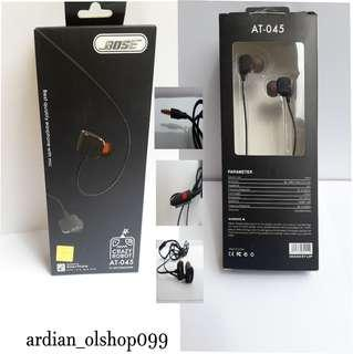 Earphone BOSE, Super Bass..( Premium )