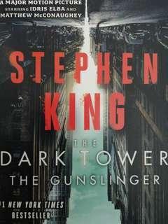 The Dark Tower- Stephen King