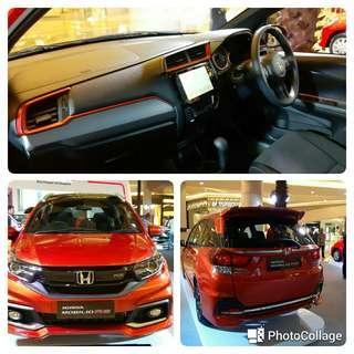 Honda All New Mobilio
