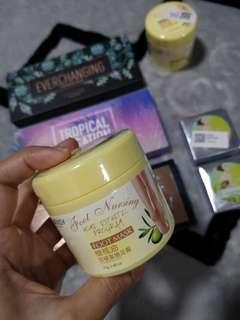 Olive Oil Foot Nursing Cream