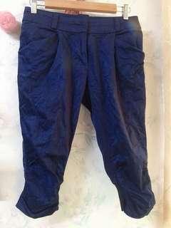🚚 VILLE深藍五分褲