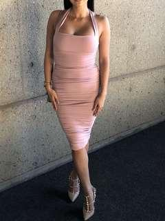 Nookie midi dress