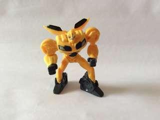 McD Transformer Bumblebee
