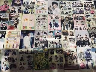 [WTS] EXO Stickers 32pcs