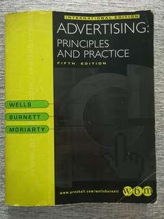 Advertising: Principles and Practice (5th Edition)
