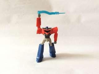 McD Transformer- Optimus Prime
