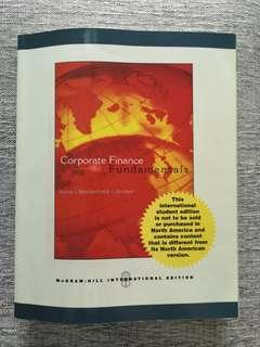 Corporate Finance Fundamentals (7th Edition)