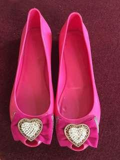 Jelly Shoes Pink
