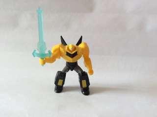 McD Transformer- Bumblebee