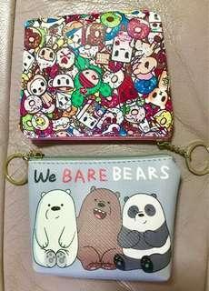 Tokidoki, We Bare Bears Pouch