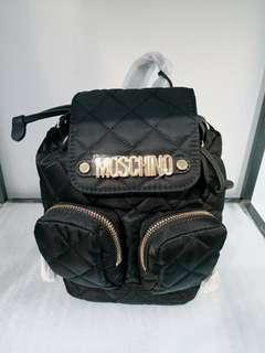 Moschino Couture Backpack (100% Authentic)