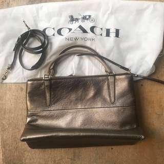 Rare Coach Borough Bag