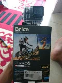 Brica B-Pro Alpha edition Action cam support 4k