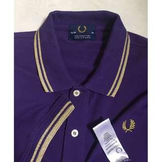 Fred Perry M12 Twin Tipped Polo Shirt