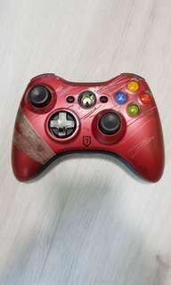 FIXED PRICE Original Tomb Raider Wireless Xbox 360 Controller - Mint Condition
