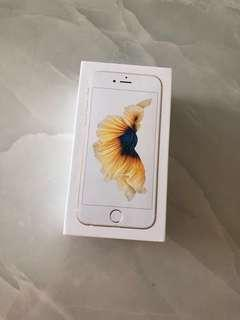(FAST DEAL) IPhone 6S 64GB Gold