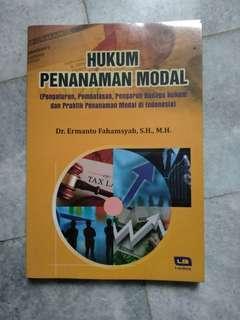 Buku Hukum Penanaman Modal