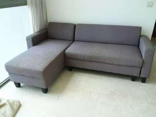 [moving out!] 3 seater sofa [arrange own delivery]