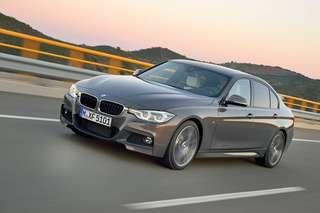 BMW 320i LUXURY 2018 BARU