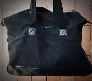Calvin Klein overnight duffle bag
