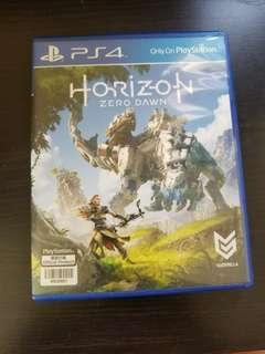 Kaset PS 4 Horizon Zero Dawn