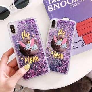 小飛象流沙iphone case
