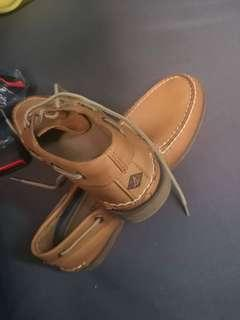 Sperry Brown Shoes (Brand New)