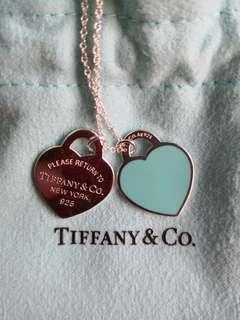 Tiffany Necklace Authentic Brand New with Receipt
