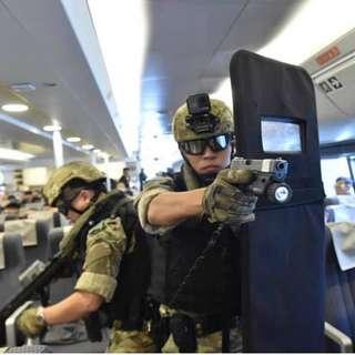 I-Force Slim 室內外反光鏡 (機場特警都用)