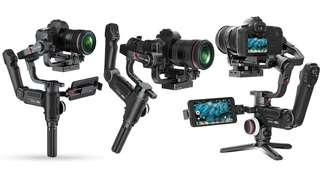 Zhiyun Crane 3 Lab (Stock is Available now, 15 months local Warranty Manufacturer Fault) Free delivery to your Mrt location.📣English Version (only 5 sets left )📣While Stock last.