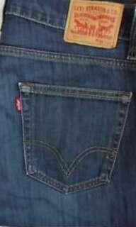 Price reduce $40 Brand new Levi's 506 size 34