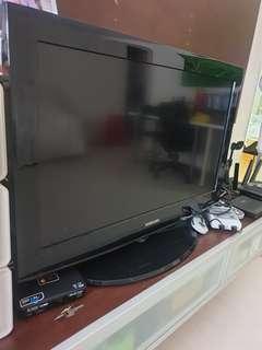 🚚 SAMSUNG LCD TV 31 INCH