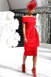 MILANO SCANLAN THEODORE DRESS