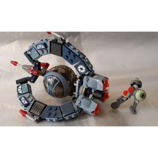 Lego 7252 starwars