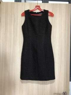 'Artemis' Dark Brown Dress