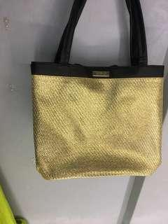 Versace gold tote bag - brand new