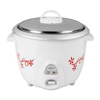 Meck Electric Rice Cooker - 3 Liters  (MRC-300WKG)