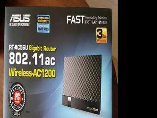 Router Asus rt-ac56u