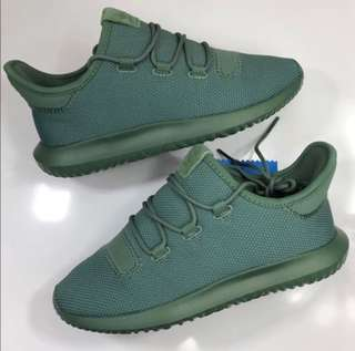 best cheap 92f05 34762 Authentic Adidas Tubular Shadow olive green (kids)