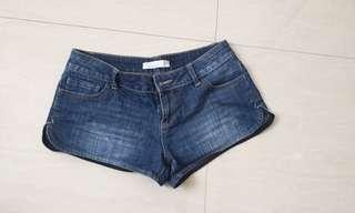 Miss cindy denim short hotpants